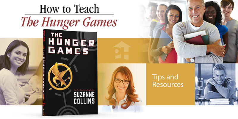 How to Teach The Hunger Games